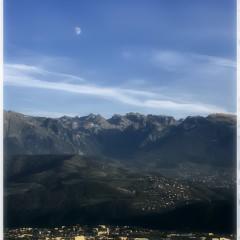 Lune, Belledonne et Grenoble par Kyesos