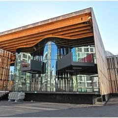 La Belle Electrique in Grenoble by Kyesos