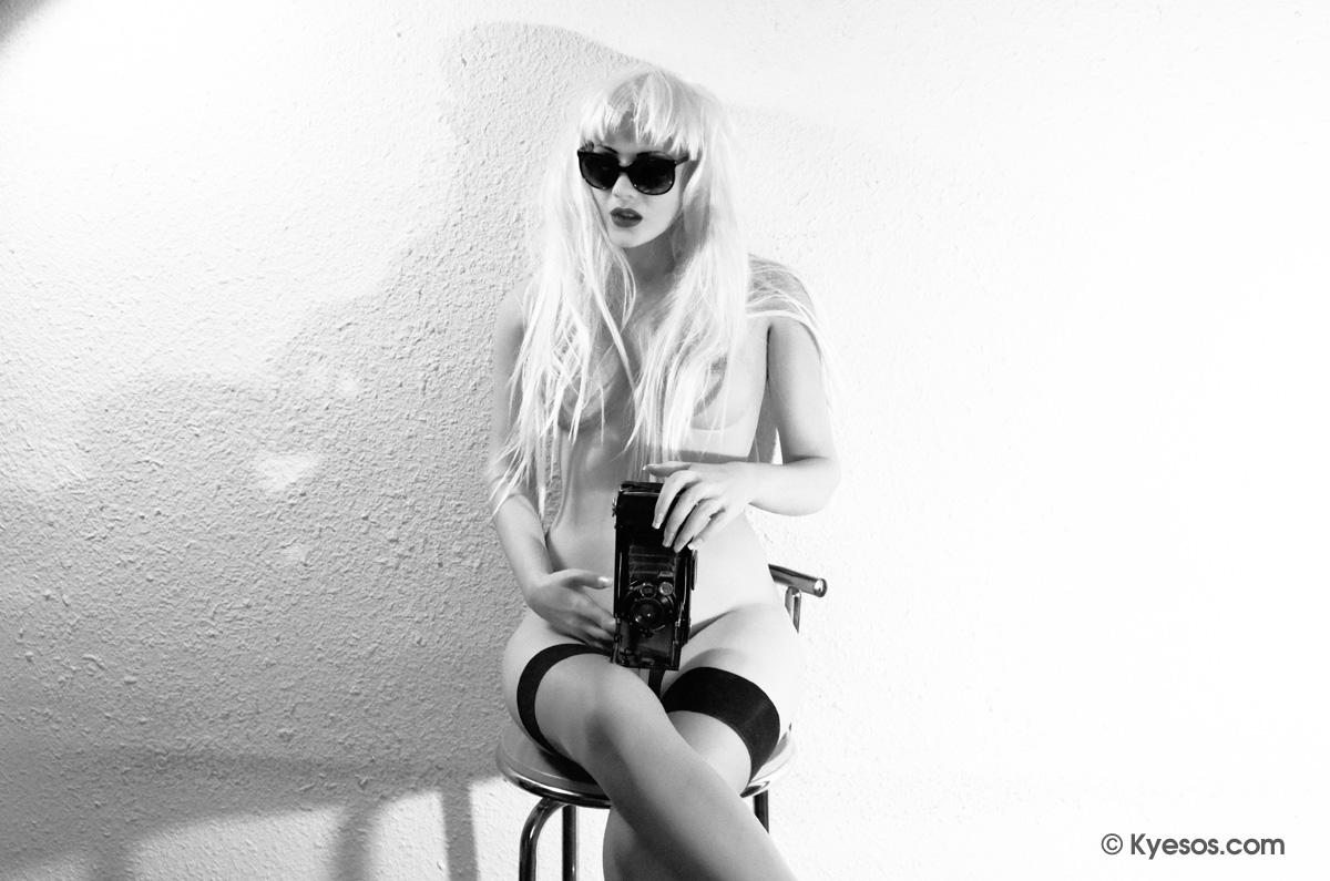 Ode à #Nikon : « Women are objects